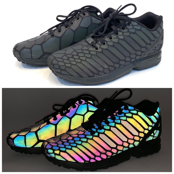 low priced 47bd1 c3f89 ADIDAS ZX Flux Xeon Reflective